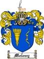 Thumbnail Molony Family Crest  Molony Coat of Arms