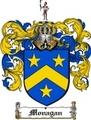 Thumbnail Monagan Family Crest  Monagan Coat of Arms