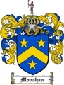 Thumbnail Monahan Family Crest  Monahan Coat of Arms