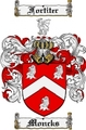 Thumbnail Moncks Family Crest  Moncks Coat of Arms