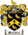 Thumbnail Monckton Family Crest Monckton Coat of Arms Digital Download