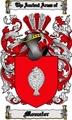 Thumbnail Monnier Family Crest  Monnier Coat of Arms Digital Download