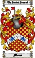 Thumbnail Mons Family Crest  Mons Coat of Arms Digital Download
