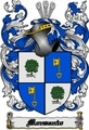 Thumbnail Monsanto Family Crest  Monsanto Coat of Arms Digital Download