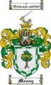 Thumbnail Moony Family Crest  Moony Coat of Arms