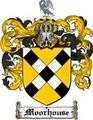 Thumbnail Moorhouse Family Crest Moorhouse Coat of Arms Digital Download