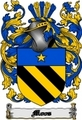 Thumbnail Moos Family Crest  Moos Coat of Arms Digital Download