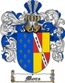 Thumbnail Mora Family Crest  Mora Coat of Arms