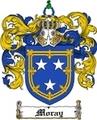 Thumbnail Moray Family Crest  Moray Coat of Arms