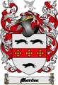 Thumbnail Morden Family Crest  Morden Coat of Arms Digital Download