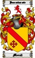 Thumbnail Morell Family Crest  Morell Coat of Arms Digital Download