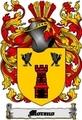 Thumbnail Moreno Family Crest  Moreno Coat of Arms Digital Download