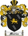 Thumbnail Morice Family Crest  Morice Coat of Arms