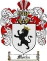 Thumbnail Morin Family Crest  Morin Coat of Arms