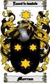 Thumbnail Morran Family Crest  Morran Coat of Arms Digital Download