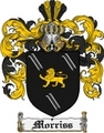 Thumbnail Morriss Family Crest  Morriss Coat of Arms