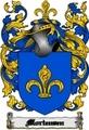 Thumbnail Mortensen Family Crest  Mortensen Coat of Arms Digital Download