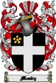 Thumbnail Mosby Family Crest  Mosby Coat of Arms Digital Download