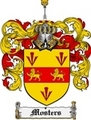 Thumbnail Mosters Family Crest  Mosters Coat of Arms