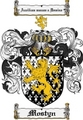 Thumbnail Mostyn Family Crest Mostyn Coat of Arms Digital Download