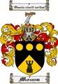 Thumbnail Mouns Family Crest  Mouns Coat of Arms