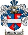 Thumbnail Mountpinzo Family Crest  Mountpinzo Coat of Arms
