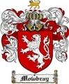 Thumbnail Mowbray Family Crest Mowbray Coat of Arms Digital Download