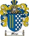 Thumbnail Moya Family Crest  Moya Coat of Arms