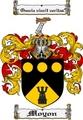 Thumbnail Moyon Family Crest  Moyon Coat of Arms