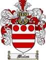 Thumbnail Mules Family Crest Mules Coat of Arms Digital Download