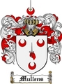 Thumbnail Mullens Family Crest  Mullens Coat of Arms