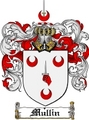 Thumbnail Mullin Family Crest  Mullin Coat of Arms