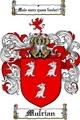 Thumbnail Mulrian Family Crest  Mulrian Coat of Arms