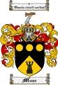 Thumbnail Mun Family Crest  Mun Coat of Arms