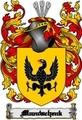 Thumbnail Mundschenk Family Crest  Mundschenk Coat of Arms Digital Download
