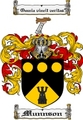 Thumbnail Munnson Family Crest  Munnson Coat of Arms