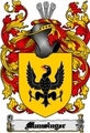 Thumbnail Munsinger Family Crest  Munsinger Coat of Arms Digital Download