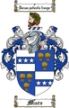 Thumbnail Mure Family Crest  Mure Coat of Arms