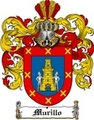 Thumbnail Murillo Family Crest  Murillo Coat of Arms