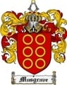 Thumbnail Musgrave Family Crest Musgrave Coat of Arms Digital Download