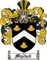 Thumbnail Mychell Family Crest  Mychell Coat of Arms