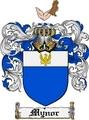 Thumbnail Mynor Family Crest  Mynor Coat of Arms