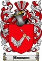 Thumbnail Naumann Family Crest  Naumann Coat of Arms Digital Download
