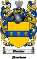 Thumbnail Navejar Family Crest  Navejar Coat of Arms Digital Download