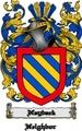 Thumbnail Nayback Family Crest  Nayback Coat of Arms Digital Download