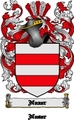 Thumbnail Nazer Family Crest  Nazer Coat of Arms Digital Download