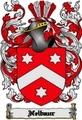 Thumbnail Neibaur Family Crest  Neibaur Coat of Arms Digital Download