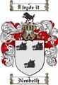 Thumbnail Nesbeth Family Crest  Nesbeth Coat of Arms