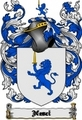 Thumbnail Nesci Family Crest  Nesci Coat of Arms Digital Download