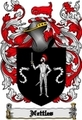 Thumbnail Nettles Family Crest  Nettles Coat of Arms Digital Download